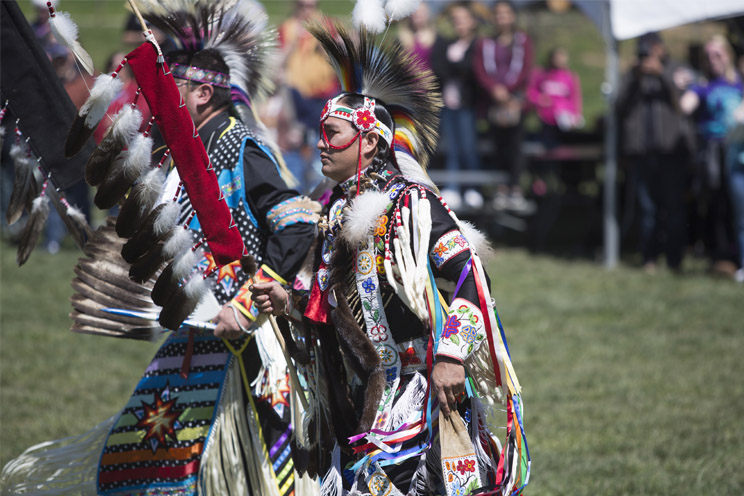 Adam Nordwall Powwow 2017