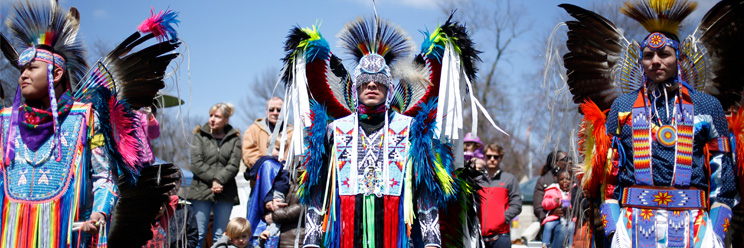 Powwow Program and Schedule: Powwow: First Nations
